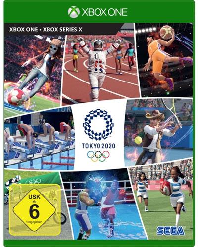 Tokyo 2020 Olympische Spiele  XB-ONE Das offizielle Videospiel