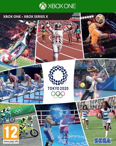 Tokyo 2020 Olympische Spiele  XB-ONE AT Das offizielle Videospiel
