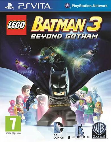 Lego Batman  3  PSV  AT Jenseits von Gotham