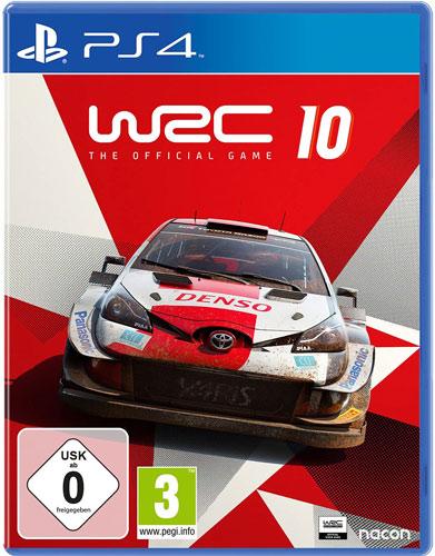 WRC 10  PS-4
