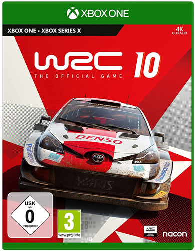 WRC 10  XB-ONE