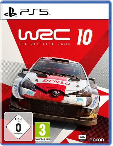 WRC 10  PS-5