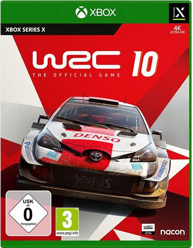 WRC 10  XBSX