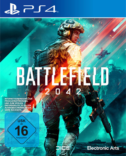BF 2042  PS-4 Battlefield