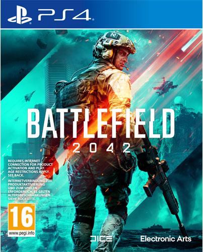 BF 2042  PS-4  AT Battlefield