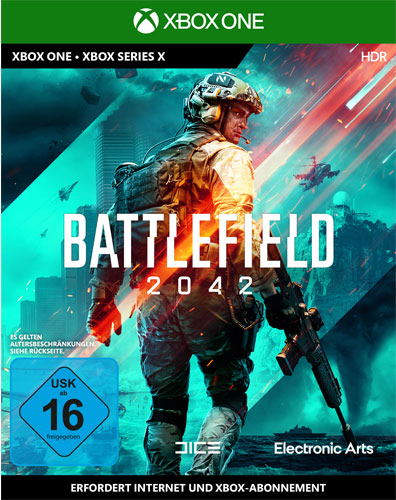 BF 2042  XB-One Battlefield
