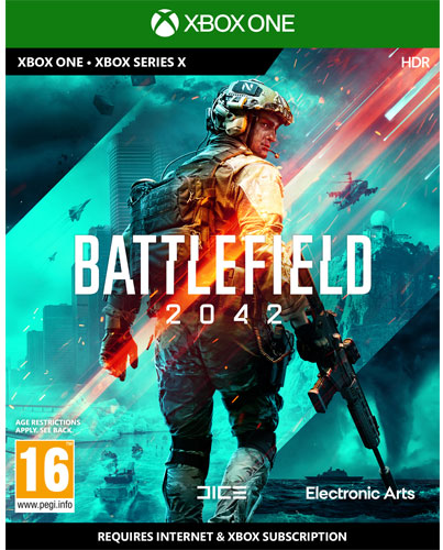 BF 2042  XB-One  AT Battlefield