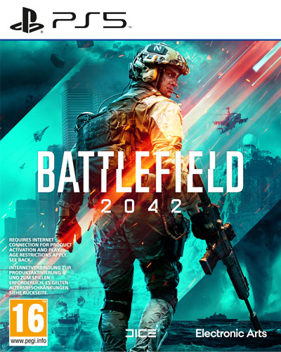 BF 2042  PS-5  AT Battlefield
