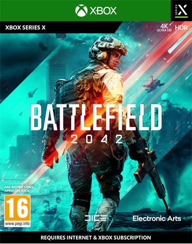 BF 2042  XBSX  AT Battlefield