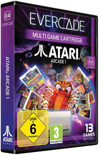 Evercade VS Atari Arcade 1