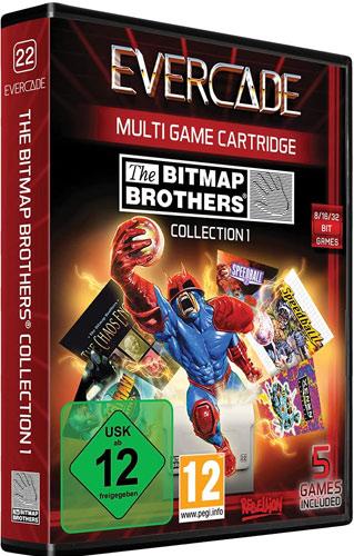 Evercade VS Bitmap Brothers 1