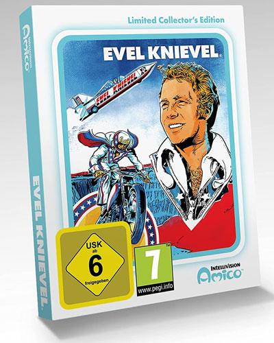 Intellivision Amico Evel Knievel  CiaB