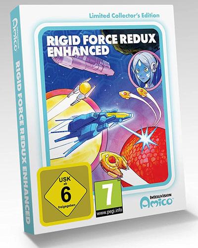 Intellivision Amico Rigid Force CiaB Redux Enhanced