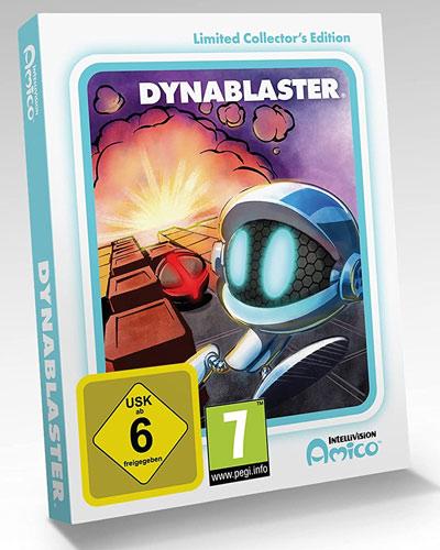 Intellivision Amico Dynablaster  CiaB