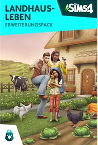 Sims 4  PC  Addon  Landhausleben EP11