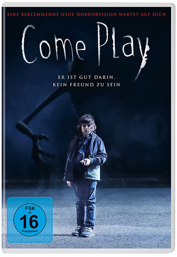 Come Play (DVD)VL Min: 93/DD5.1/WS
