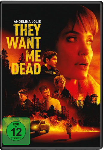 They Want Me Dead (DVD) Min: 96/DD5.1/WS