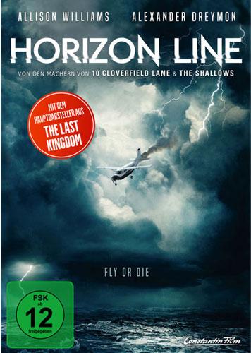 Horizon Line (DVD)VL Min: 89/DD5.1/WS