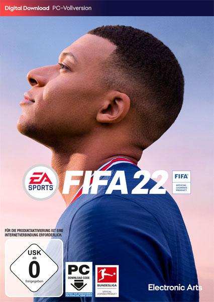 Fifa  22  PC  (CIAB) Code In A Box