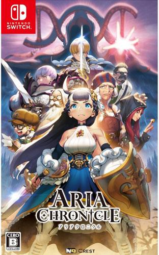 Aria Chronicle  Switch  ASIA Eng UT
