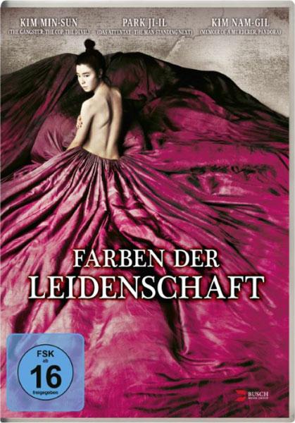 Farben der Leidenschaft (DVD)VL Min: 104/DD5.1/WS