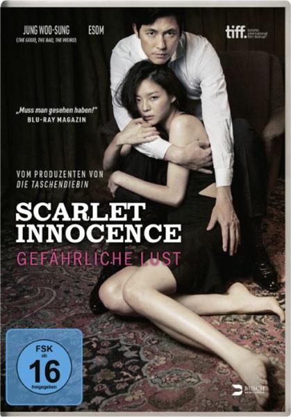 Scarlet Innocence - Gefährl.Lust (DVD)VL Min: 107/DD5.1/WS
