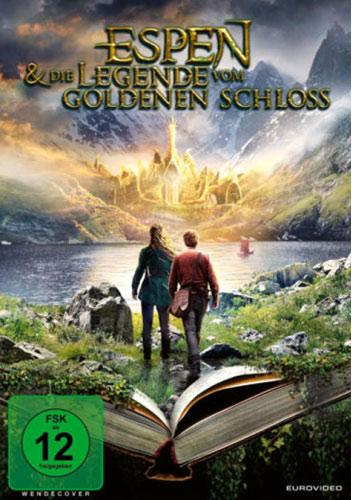 Espen und die Legende v.gl.Schloß(DVD)VL Min: 98/DD5.1/WS