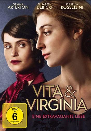 Vita und Virginia (DVD)VL Eine extrava.. extravagante Liebe, Min: 105/DD5.1/WS