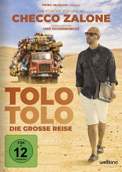 Tolo Tolo - Die große Reise (DVD)VL Min: /DD5.1/WS