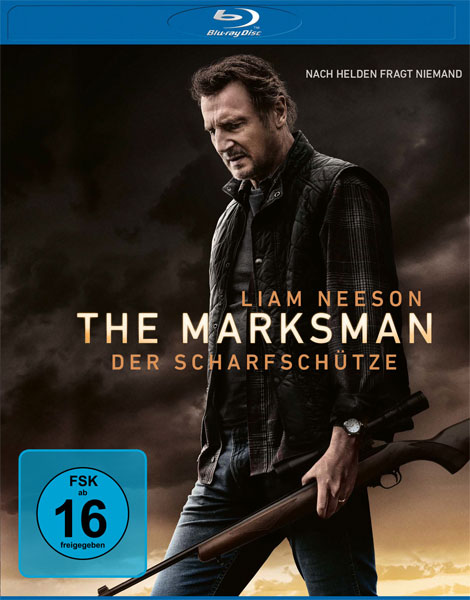 Marksman, The - Der Scharfschütze (BR) Min: 108/DD5.1/WS