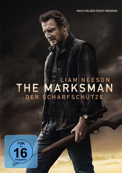 Marksman, The - Der Scharfschütze(DVD)VL Min: 104/DD5.1/WS