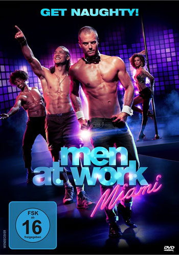 Men at Work: Miami (DVD)VL Min: /DD5.1/WS