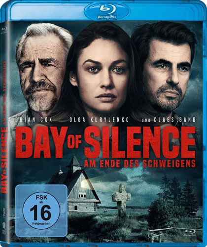 Bay of Silence (BR)VL Am Ende d.Schw... Min: 94/DD5.1/WS