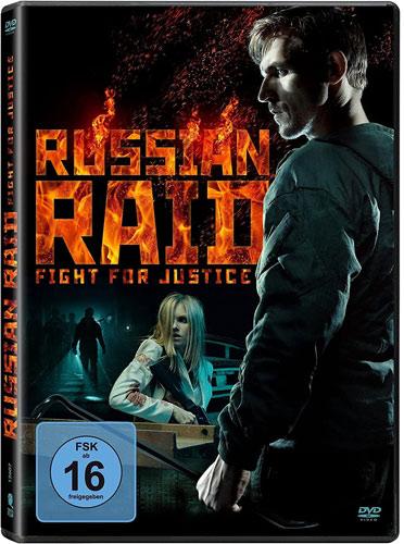 Russian Raid - Fight for Justice (DVD)VL Min: 99/DD5.1/WS