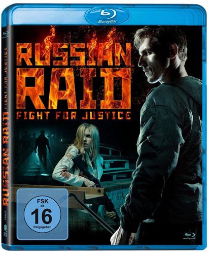 Russian Raid - Fight for Justice (BR)VL Min: 103/DD5.1/WS