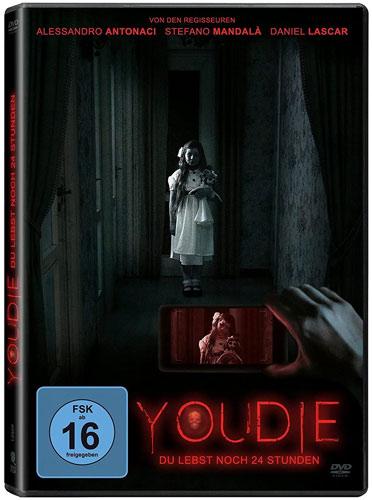 You Die - Du lebst noch 24 Std. (DVD)VL Min: 90/DD5.1/WS