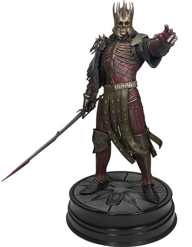MERC Witcher 3 Figur Eredin Dark Horse