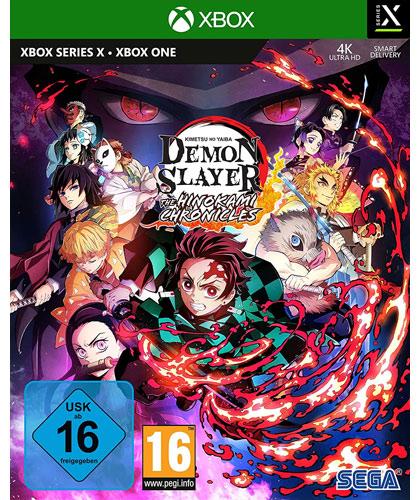 Demon Slayer  XBSX  Hinokami Chronicle -Kimetsu no Yaiba-