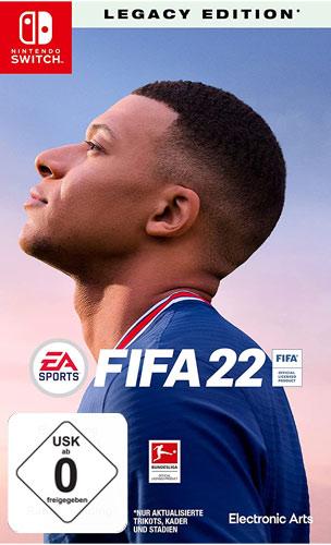 Fifa  22  Switch Legacy Edition