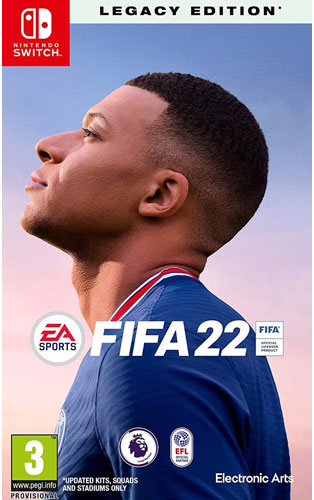 Fifa  22  Switch  AT Legacy Edition
