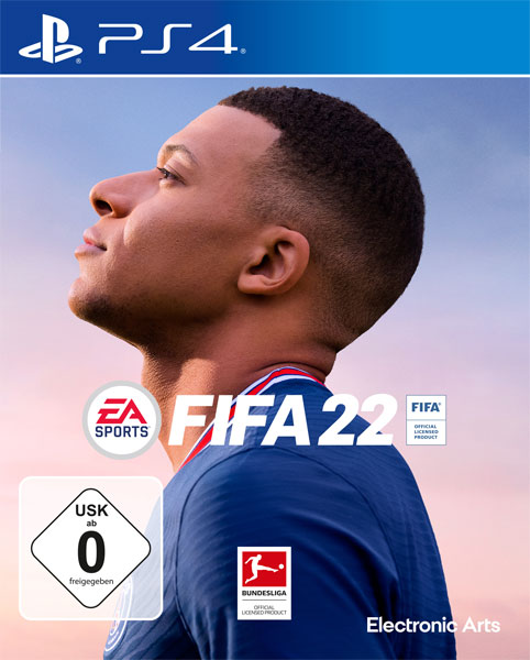 Fifa  22  PS-4