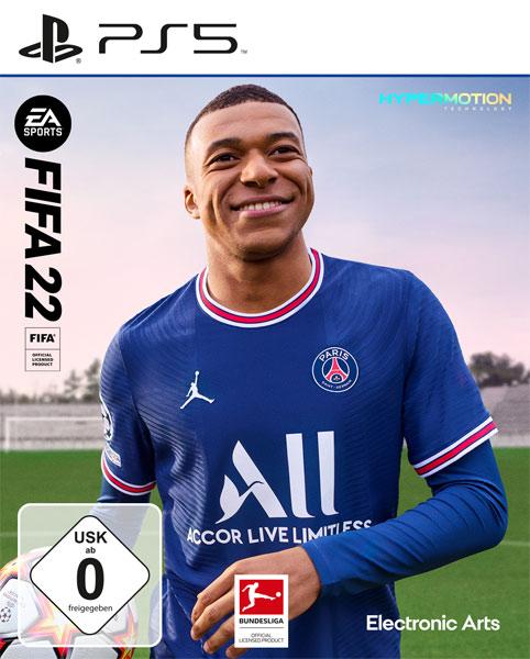 Fifa  22  PS-5
