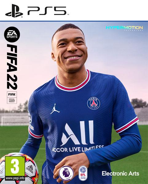 Fifa  22  PS-5  AT