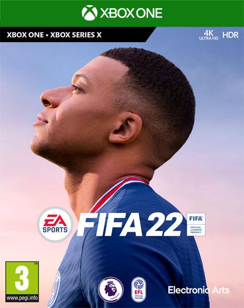Fifa  22  XB-One  AT