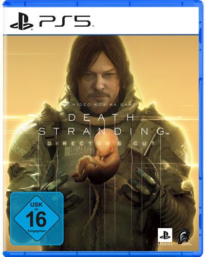 Death Stranding  PS-5  Directors Cut