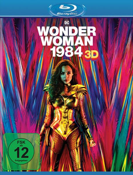 Wonder Woman 1984 (BR) 3D & 2D 2Disc Min: 151/DD5.1/WS