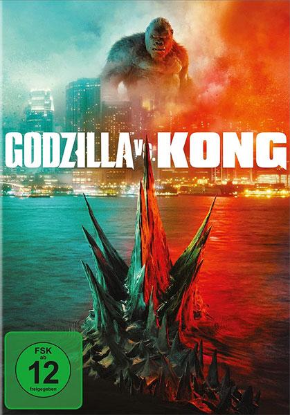 Godzilla vs. Kong (DVD) Min:  /DD5.1/WS