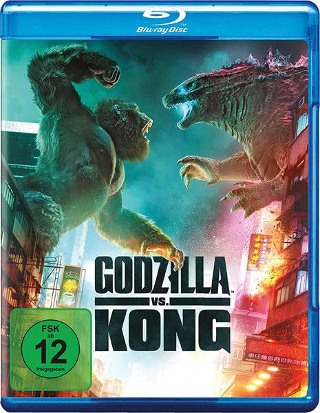Godzilla vs. Kong (BR) Min:  /DD5.1/WS