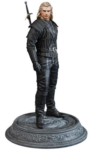MERC Witcher 3 Figur Geralt NETFLIX Statue PVC 22cm