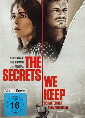 Secrets we keep, The (DVD)  Schatten d.. der Vergangenheit, Min: 93/DD5.1/WS
